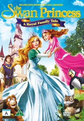 Công Chúa Thiên Nga: Vương Quốc Thần Tiên - The Swan Princess A Royal Family Tale poster