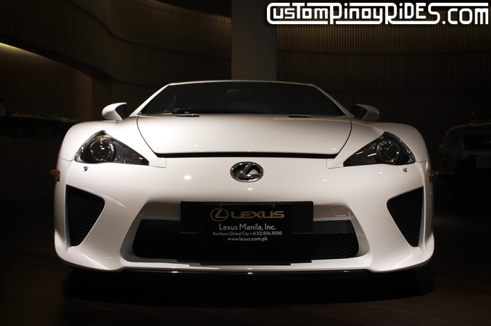 Lexus LFA Manila Philippines Custom Pinoy Rides pic2