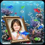 Photo Aquarium Live Wallpaper Icon