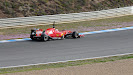 Kimi Raikkonen Ferrari F14 T
