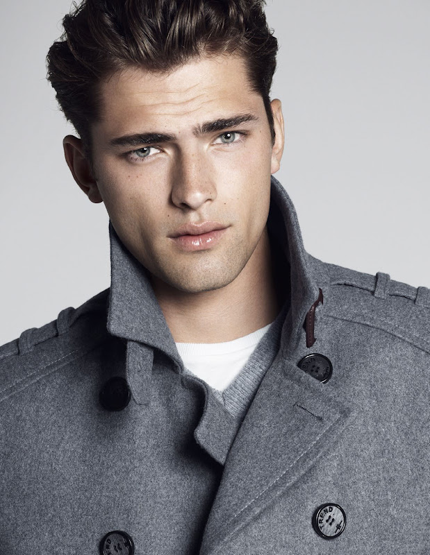 Sean O'Pry by Mikael Jansson for OVS Industry F/W 2011. Styled by Karl Templer