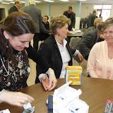 Spotkanie medyczne z Dr. Elizabeth Mikrut przy kawie i pączkach. Zdjęcia B. Kołodyński - SDC13645.JPG