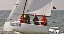 J70 sailing Grand Prix Crouesty, France