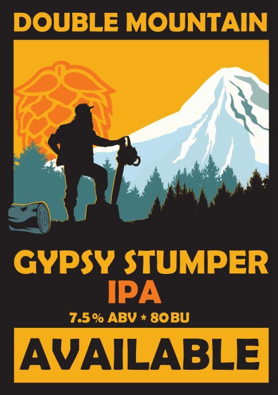 Double Mountain Gypsy Stumper IPA Returns