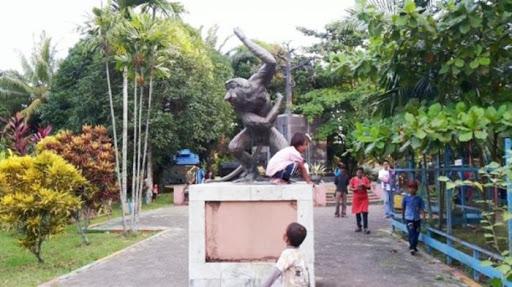 Taman Maskot, Tempat Liburan Anak-anak Murah Meriah