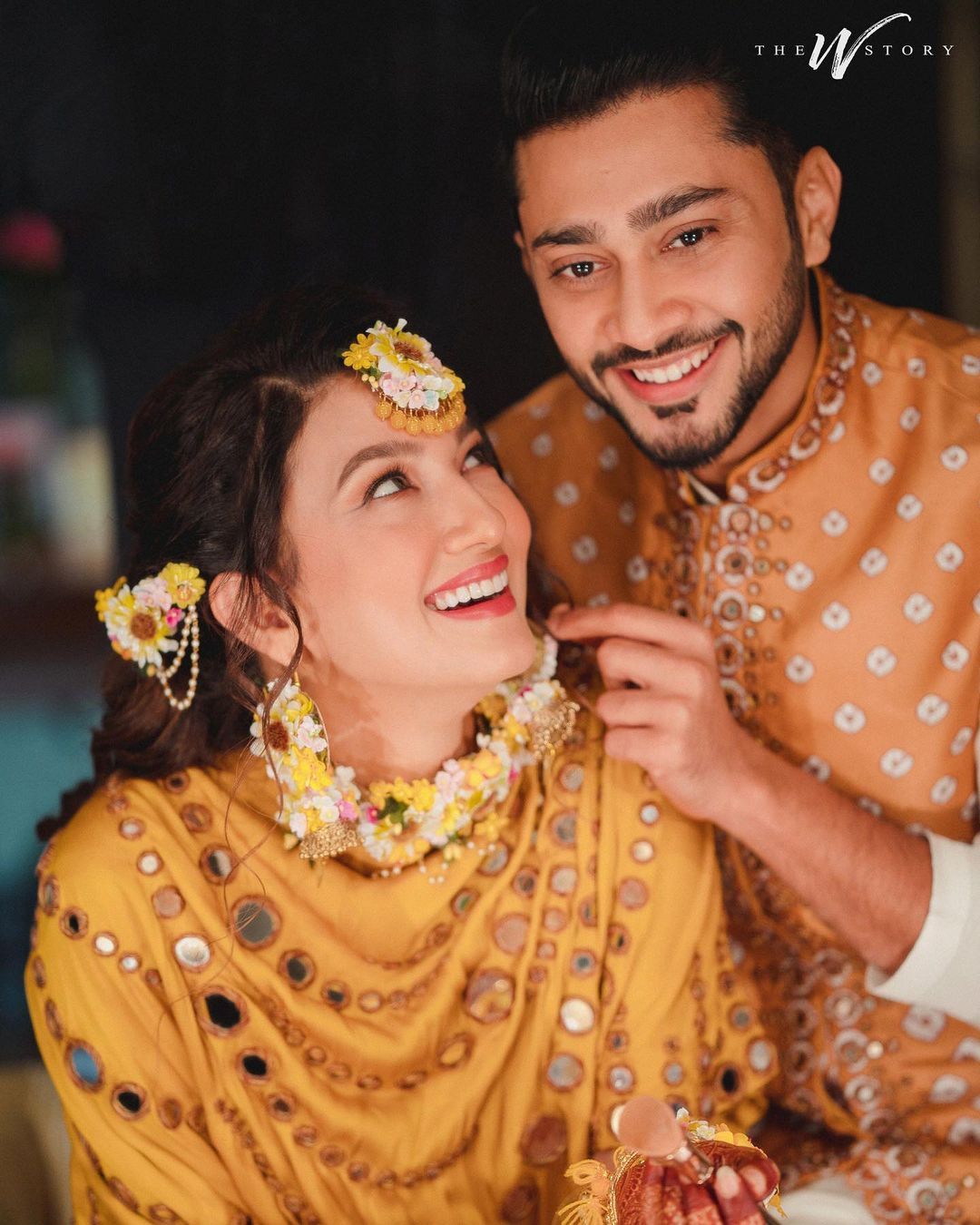 Gohar Khan and Zaid Darbar wedding pictures