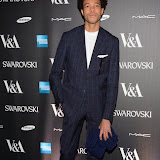 OIC - ENTSIMAGES.COM - Charlie Casely-Hayford at the Alexander McQueen: Savage Beauty - private view Victoria and Albert Museum London 14th March 2015 Photo Mobis Photos/OIC 0203 174 1069