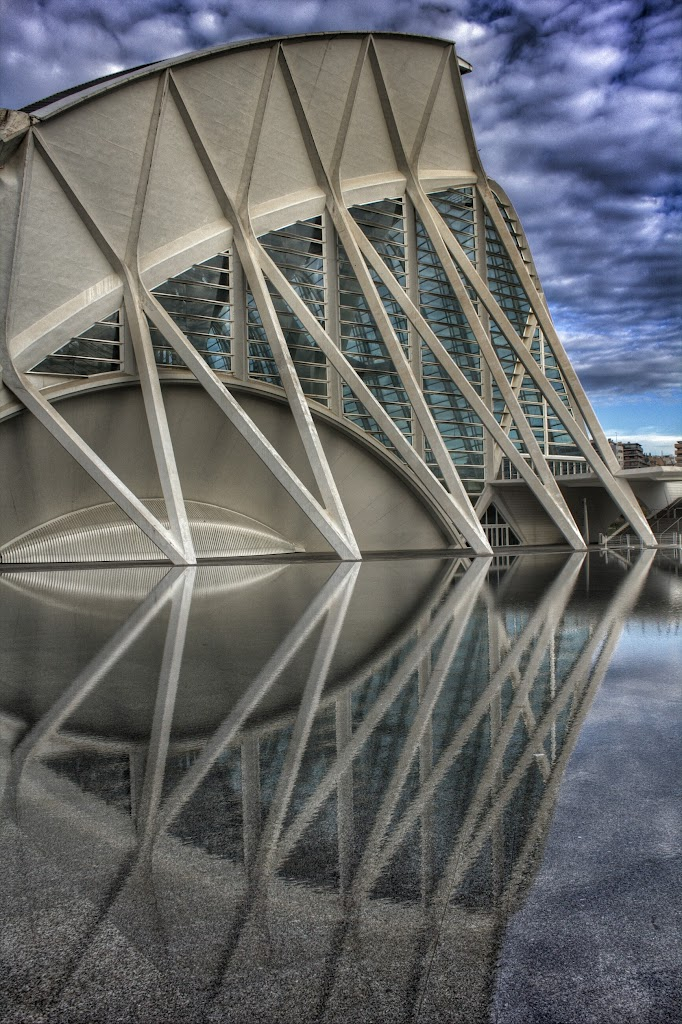 Valencia, City Of Arts And Sciences - 12