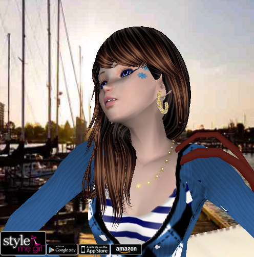 Style Me Girl Level 24 - Annie - Nautical