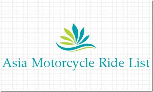 Asia Ride List