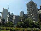 Park next to Paulista Av.