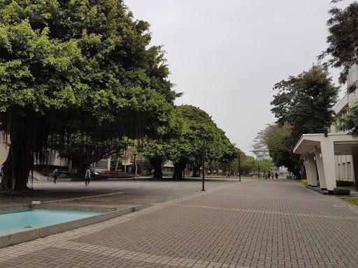 Fengjia University Main Road in Taichung Taiwan
