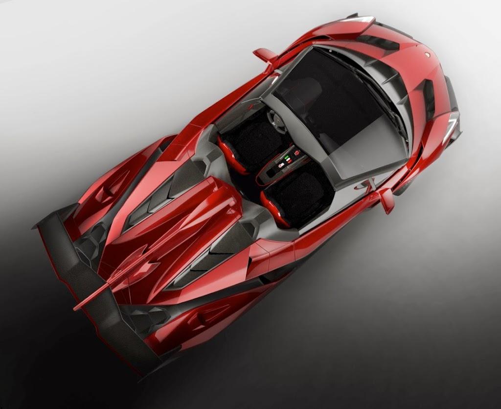 Lamborghini Veneno Roadster 7