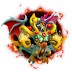 Dragón Vampiro Dios Sangriento | Blood God Vampire Dragon