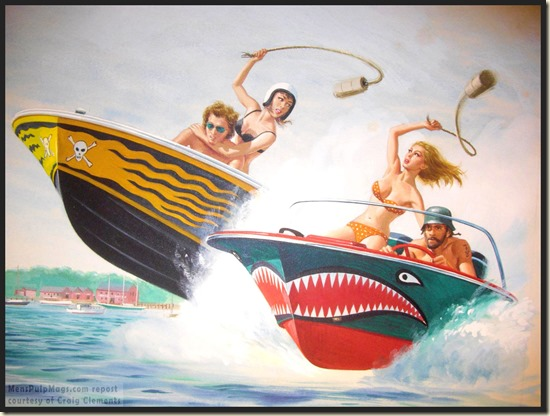 MALE - 1968 08 Aug - art by Mort Kunstler WM bb