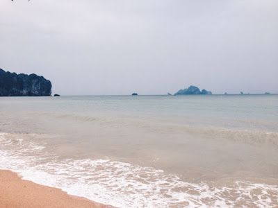 Islands from Ao Nang