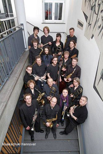 Bigband der Musikschule Hannover Clean, Fine and Funky