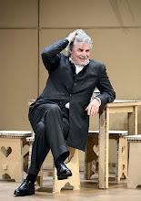 Photo: DAS KONZERT von Herrmann Bahr. Wiener Akademietheater - Premiere 7.2.2015. Inszenierung: Felix Prader. Peter Simonischek. Copyright: Barbara Zeininger