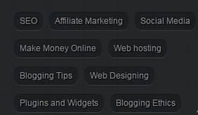 blogs have categories