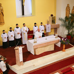 Mladeznicka sv.omsa s o.Pavlom Hudakom v Zdani