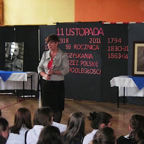Narodowe Święto Niepodległości - 11 listopada 2011