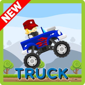 Hill Climb Truck Car Racing