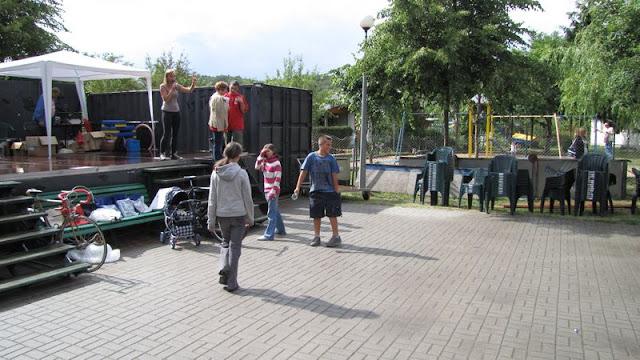 Festyn Rodzinny - Parafialnego Zespołu Caritas oraz Rady Dzielnicy Mały Kack - festyn30.JPG