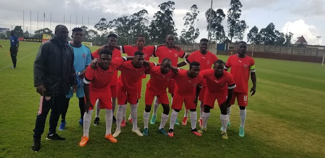 Matchday One National Interpool: Gazelle, Rangers pick up wins, gets closer to Elite Two