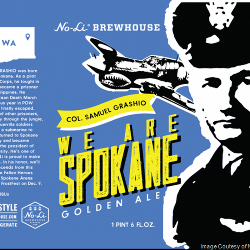 No-Li Brewhouse Releasing We Are Spokane Golden Ale