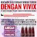 cara atasi gula tinggi dalam darah, ikhtiar dengan vivix