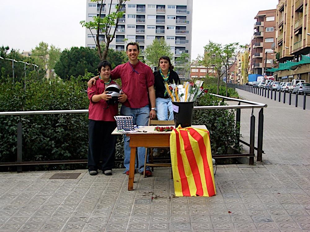 Sant Jordi 2005 - CIMG0551.JPG