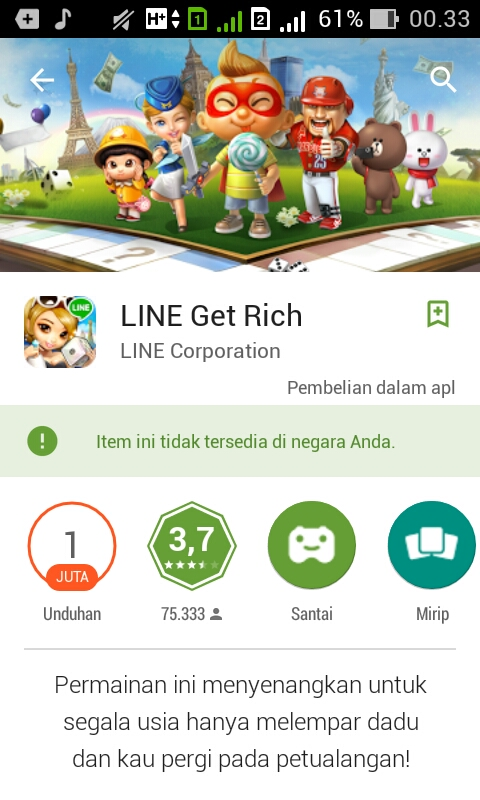 Line Lets Get Rich Jepang : jepang, INFOBEBAS-ID:, Download, Let's, Jepang