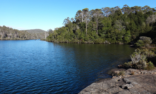 Lake Malbena and Halls Island in Tasmania. A state body raised concerns about a proposed tourism development that's been given the go-ahead. Photo: Richard Webb