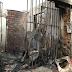 Incêndio destrói loja de estofados