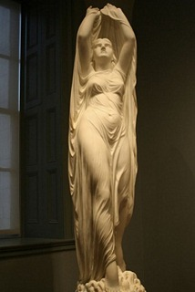 Chauncey Bradley Ives - Undine Rising from the Waters