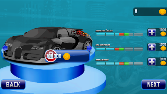 Car Racing Mania 3D screenshot 1