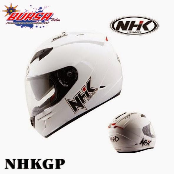 NHK GP1000 WHITE