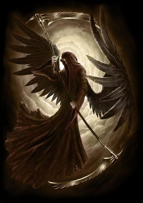 Dead Bestia Of Fate, Death