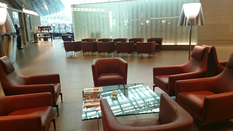 DSC 4994 - REVIEW - Qatar Al Mourjan Business Class Lounge, Doha (September 2014)
