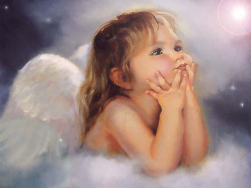 Little Pretty Angel, Angels 1