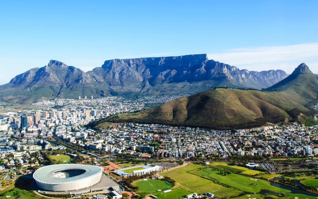 THE MOST POPULAR GOLDEST AND OLDEST PLACES IN SOUTH AFRICA 1
