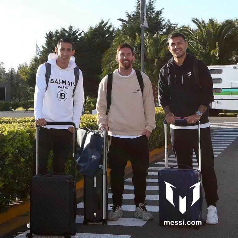 Leo Messi sẽ tham gia cùng đội tuyển quốc gia Argentina