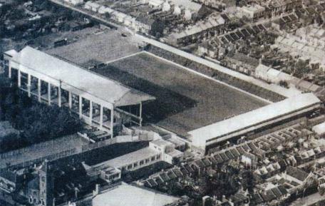 London The Boleyn Ground Upton Park 35 016 1904