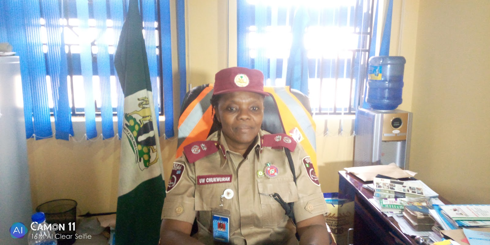 Visibility Of Federal Road SafetyCorps Results to Accident Free For Road Users-Uche Winifred