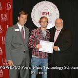 Scholarship Ceremony Fall 2013 - Power%2BPlant%2Bscholarship%2B9.jpg