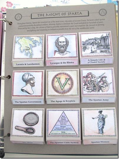 Project Passport Ancient Greece Sparta