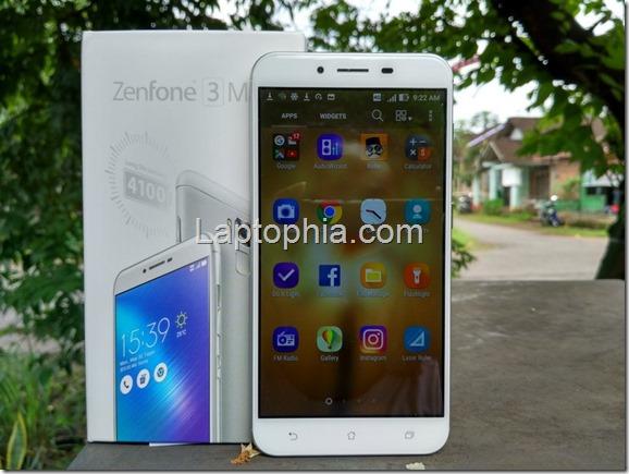 Asus Zenfone 3 Max ZC553KL Review: Laser Max