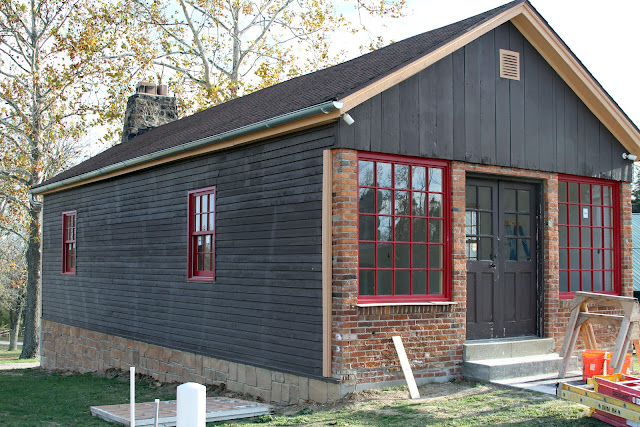1856 Post Office Restoration