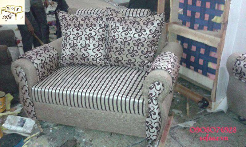 Bọc lại ghế sofa vải cũ tại nhà - Bọc ghế sofa da bò ý tại PHCM