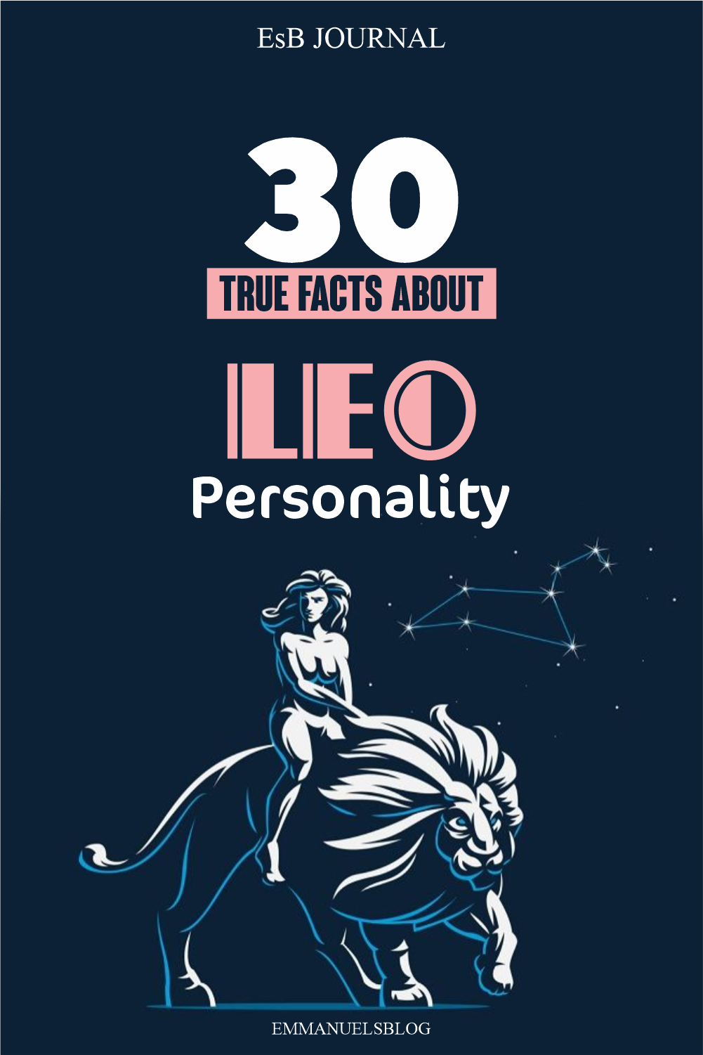 30 True Facts About Leo Personality